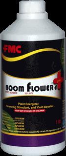 Boom Flower, Biostimulant Manufacturer, Boom Flower