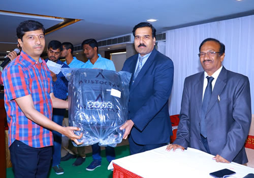 Dealers Meeting & Lucky Draw of the Year 2017-18, Hyderabad, INDIA