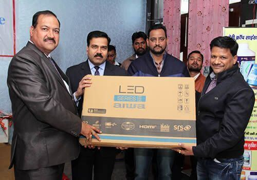 Dealers Meeting & Lucky Draw of the Year 2017-18, Punjab, INDIA